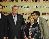 Mezinárodní festival studentských filmů Písek, 2014.