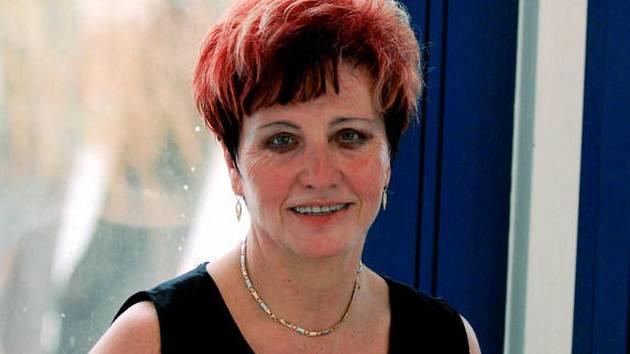 Předsedkyně Koh – i – nooru Č. Budějovice Eva Šmausová věří v úspěch na mládežnických šampionátech.