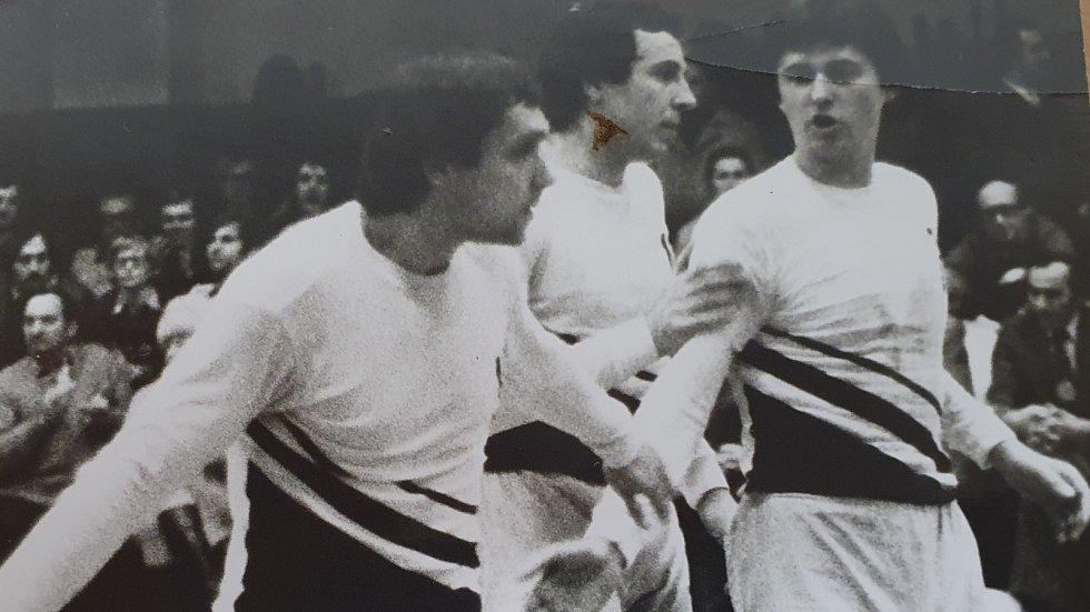 Zdeněk Jindra ve Škodě ČB