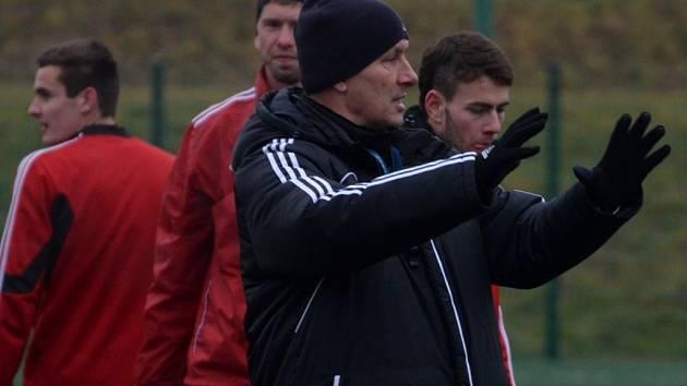 Sestava pro ligu se už rýsuje, tvrdí trenér Luboš Urban.