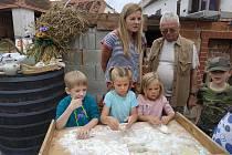 V Jihočeském zemědělském muzeu v Netěchovicích se bude konat Den dětí.