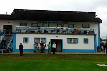 Fotbalový turnaj v Dolním Bukovsku