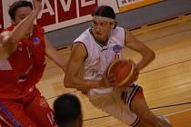 Jindřichohradecký odchovanec Tomáš Šustek nastoupil v dresu Brna.