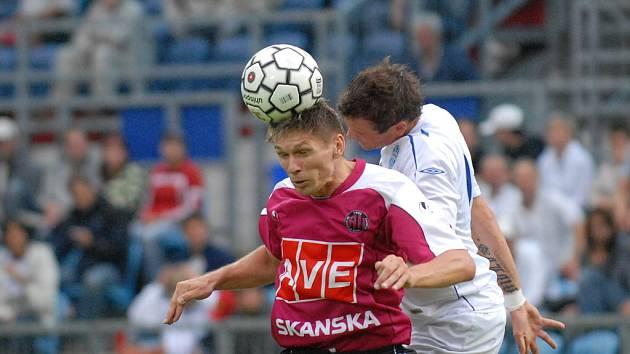 Tomas Radzinevičius dal na Kladně čestný gól Dynama, byla to však jen slabá náplast na debakl 1:5... Spraví si Dynamo v neděli doma se Žižkovem chuť?