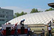 Hasičský záchranný sbor Jihočeského kraje a Jihočeský Hasičský sportovní klub pořádají XI. ročník atraktivní soutěže v disciplínách požárního sportu.
