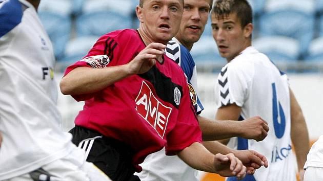 Luboš Pecka na první ligový gól v Dynamu stále čeká.