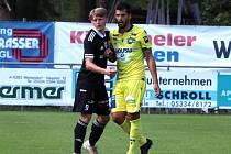 Pavel Šulc přispěl k výhře Dynama v přípravě nad St. Pölten dvěma góly.