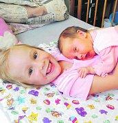 31. 7. 2010 ve 13.58 hodin se v českobudějovické nemocnici narodila Terezka Blehová z Horní Stropnice. Vážila 2,68 kg. Na okamžik, kdy se spolu se šťastnou maminkou Lucií Blehovou vrátí domů, netrpělivě čekala její o čtyři roky starší sestřička Eliška.