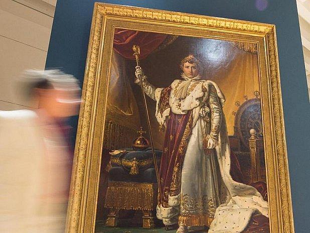 Napoleon se přestěhoval do Ingolstadtu.