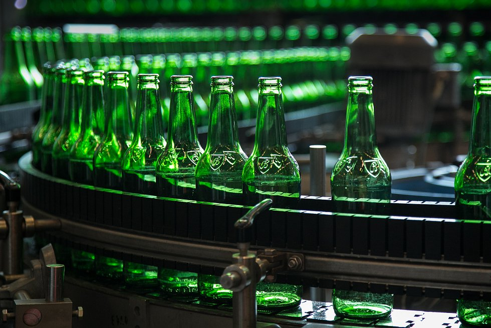 Národní pivovar Budějovický Budvar. Ilustrační foto.