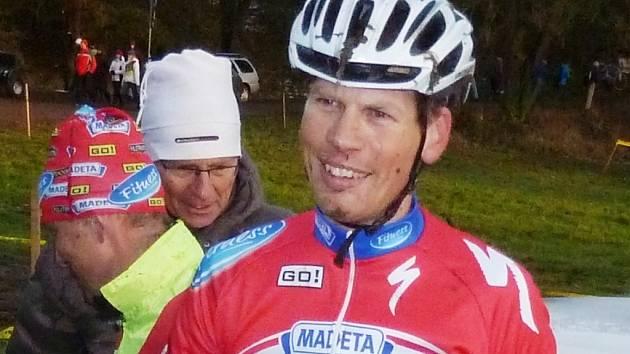 Petr Dlask dojel v Plzni na 24. místě