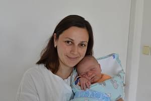 Ondřej Dvořák z Chyšek. Syn Lenky a Vladimíra Dvořákových se narodil 12. 4. 2021 ve 21.00 hodin. Při narození vážil 3950 g a měřil 52 cm. Doma ho přivítal bráška Mareček (2,5).