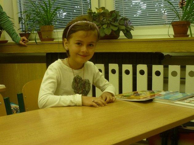 První školní den na ZŠ Žižkova v Týně nad Vltavou.