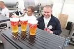 Slavnosti pivovaru Budvar 2019