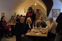 Kulturní večer v Café Art