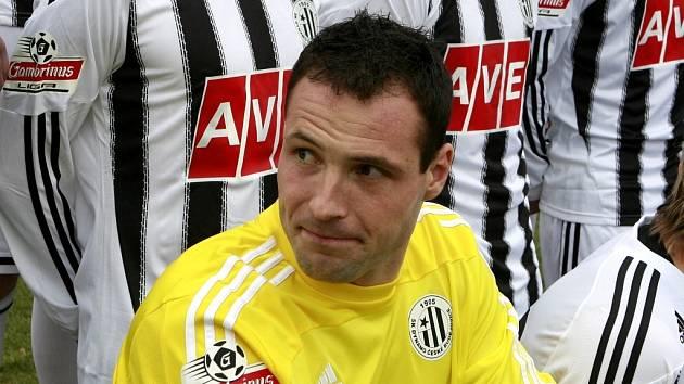 Dát víc gólů než soupeř, radí brankář Dynama Michal Daněk.