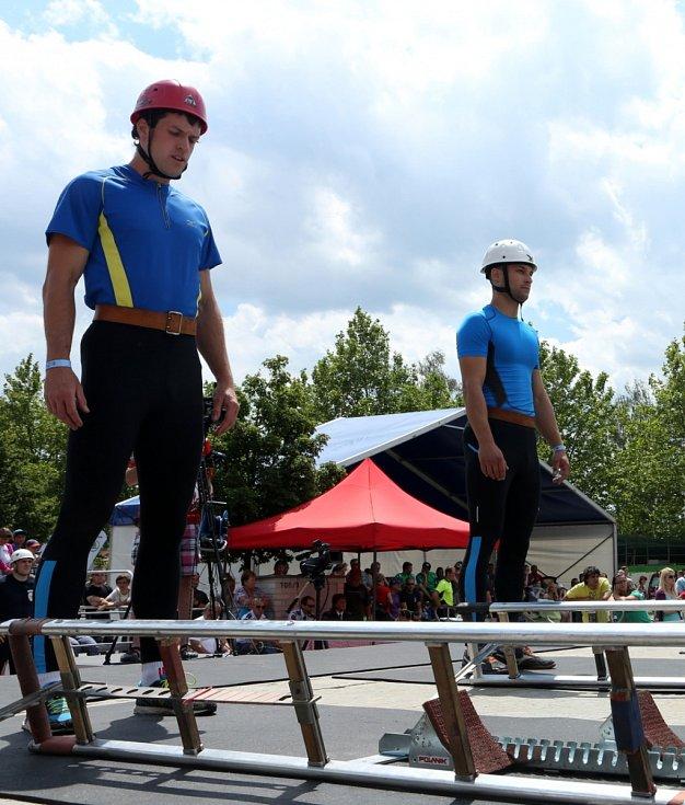 Mistrovství České republiky v požárním sportu 2014.