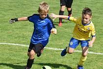 Fotbalové soutěže va jihu Čech dospělých i mládeže o víkendu pokračují.