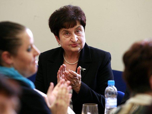 Ludmila Halounová.