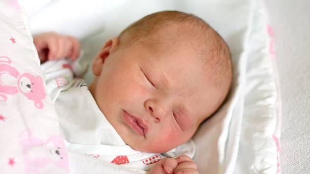 Na svou sestřičku čekala v Českých Budějovicích 2,5letá Evička. Mamince Tereze Schnelzerové se dcera Daniela Jirsová narodila 6.8.2019 v 11.31 h. s váhou 3,25 kg.