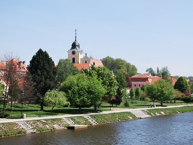 Týn nad Vltavou. Ilustrační foto.