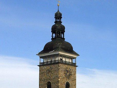 Černá věž.