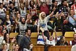Jihostroj - Kladno, finále extraligy volejbalistů