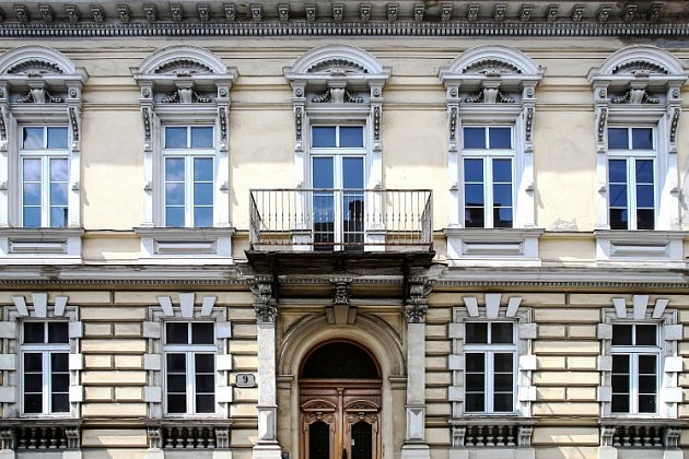 Dům, kde zemřela Hitlerova matka.