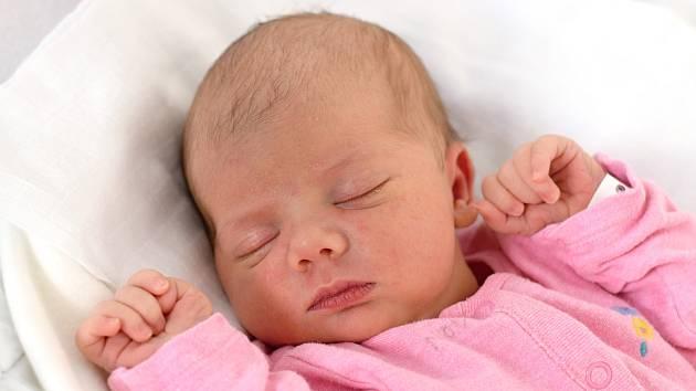 Pyšnými rodiči jsou manželé Eva a Ondřej Němcovi. Těm se 19. 4. 2019 ve 22.36 h. narodila Natálie Němcová, vážila 3,53 kg. Ve Zlivi na ni čekala 2letá sestra Verunka.