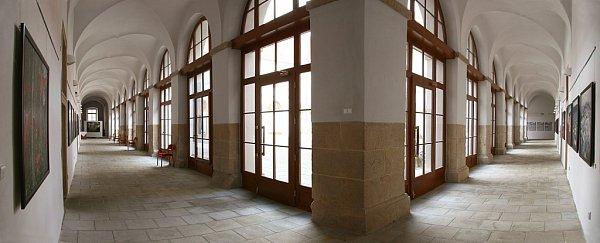 Národní muzeum fotografie vJindřichově Hradci.