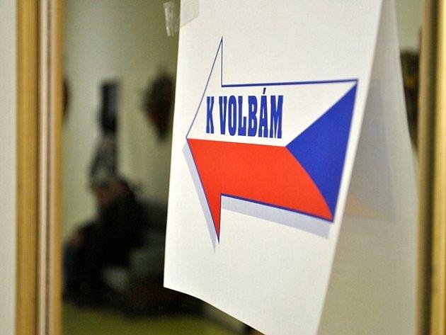 Volby. Ilustrační foto.