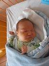 S úctyhodnou porodní váhou 4,50 kg se v sobotu 19. 3. 2016 v 11 hodin a 14 minut probojoval na svět chlapec jménem František Benda.