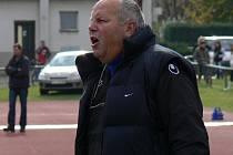 Jiří Vlček není s výkony svého týmu na hřištích soupeřů spokojen. Proč, to ukázalo i českobudějovické derby na stadionu SKP.