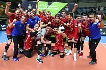 České Budějovice senzačně vyhrály zápas Ligy mistrů v Turecku.