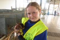 V sobotu a neděli se na českobudějovickém výstavišti konala výstava chovatelů.