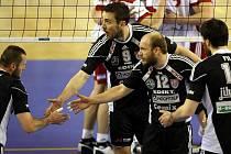 Jihostroj zvítězil v Ostravě a ve finále vede 3:0!