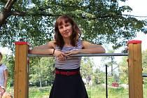 Adriana Kašparová zavítala do Kavárny Deníku, kde vyprávěla svůj příběh.