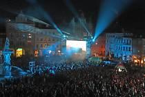 Vltava žije se z náměstí přesune na Výstaviště