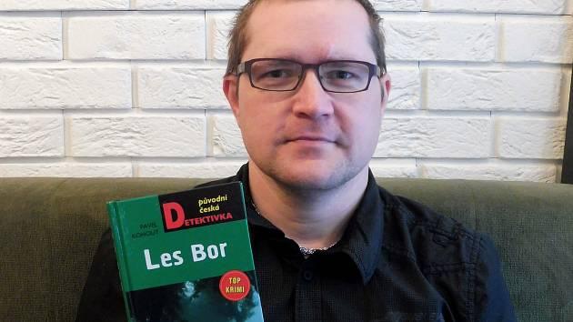 Pavel Kohout napsal detektivku Les Bor.