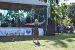 V sobotu 21. září 2019 proběhl na Sokolském ostrově v Českých Budějovicích westernový den. Pořádající taneční klub Blueberry připravil pro návštěvníky celý den plný country hudby, indiánských atrakcí a westernových show. Pro děti byly připraveny tvůrčí dí