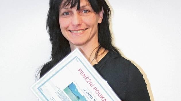 Isabela Houdková.