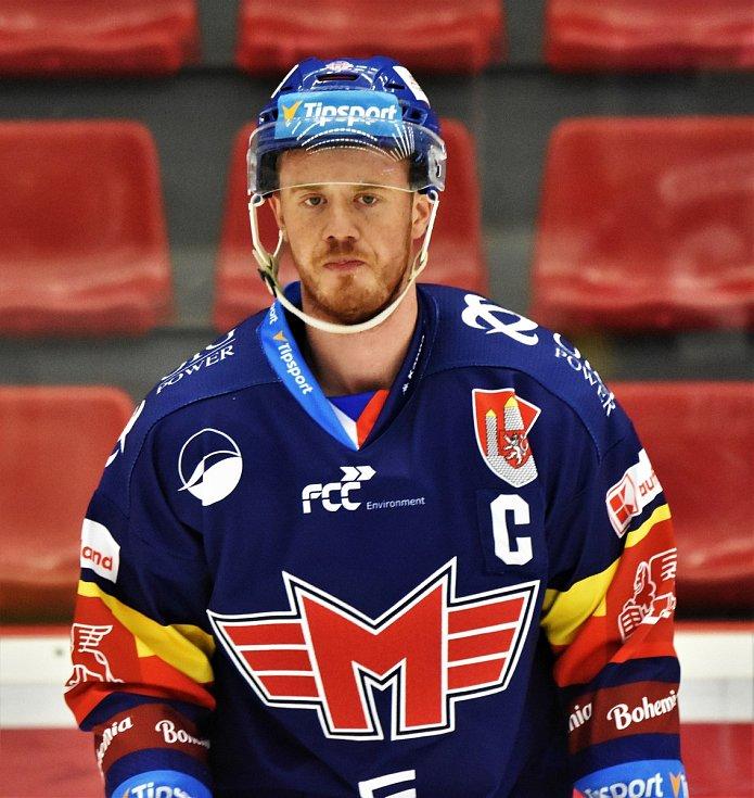 Kapitán Motoru Pavel Pýcha bude hrát v Mladé Boleslavi.