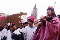 Tříkrálová sbírka začne požehnáním na českobudějovickém náměstí.