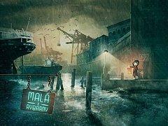 Malá z rybárny, připravovaný film Jana Baleje.