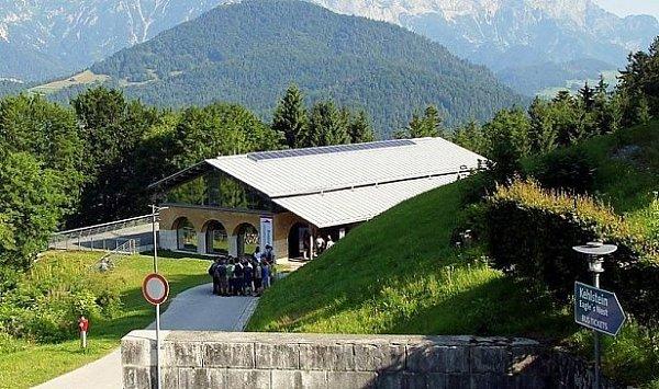 Hitlerovo sídlo jako muzeum.