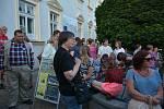 V Týně nad Vltavou si lidé o uplynulém víkendu užili Muzejní noc.
