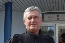 Volejbalista Jaroslav Kopet reprezentoval Československo v roce 1980 na olympiádě v Moskvě.