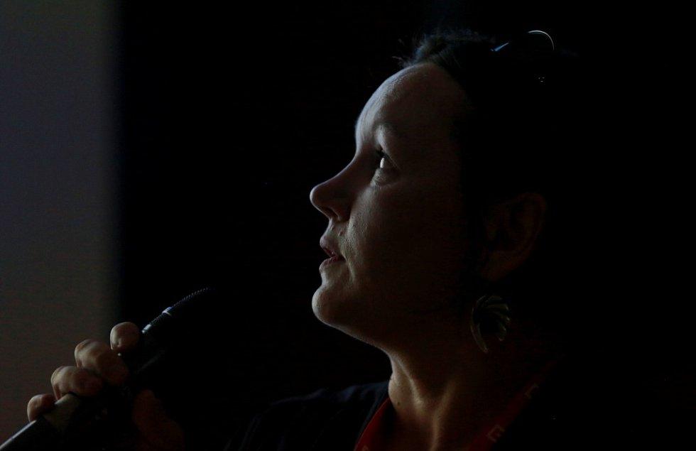 Galina Miklínová předtavila na třeboňském Anifilmu ukázky z rodícího se filmu Lichožrouti podle stejnojmenného knižního bestselleru.