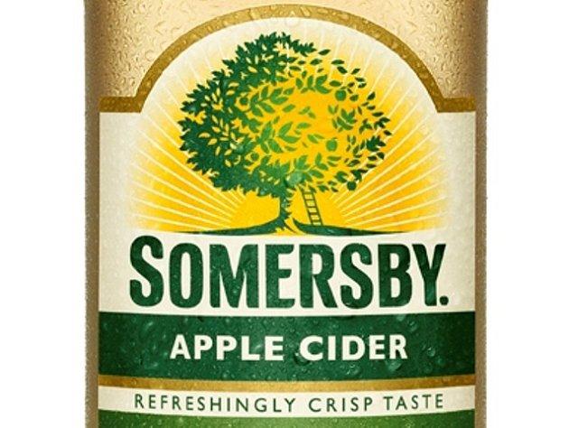 Cider Somersby je značkou dánského koncernu Carlsberg, kterou do České republiky od roku 2012 dováží výhradně Budějovický Budvar.