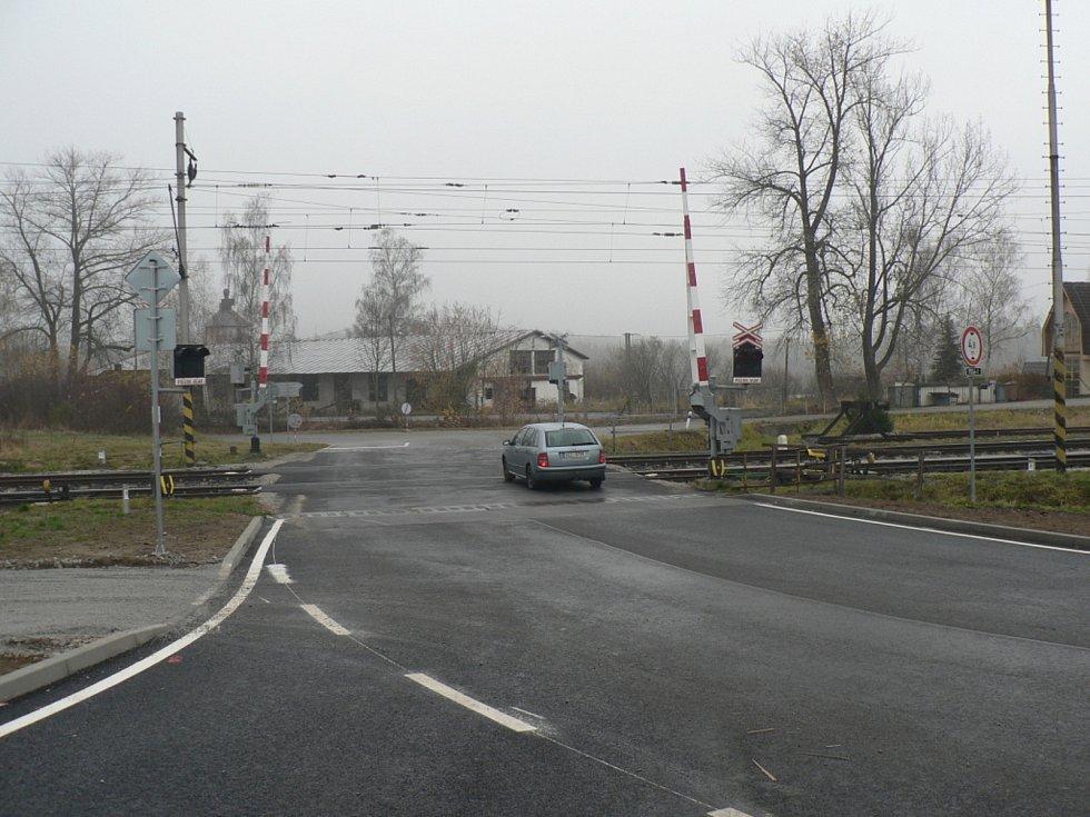 Městys Ševětín. Slavnostní otevření obchvatu na severovýchodě.